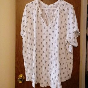 NEW W/ TAG Old Navy Blouse
