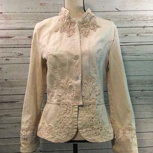 Karen Kane Embellished Jacket