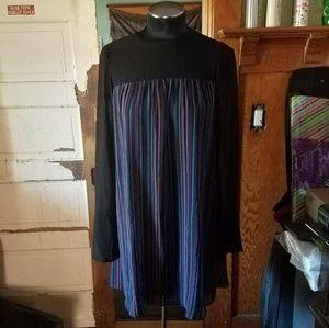 New Bcbgeneration Woven Cocktail A-line dress