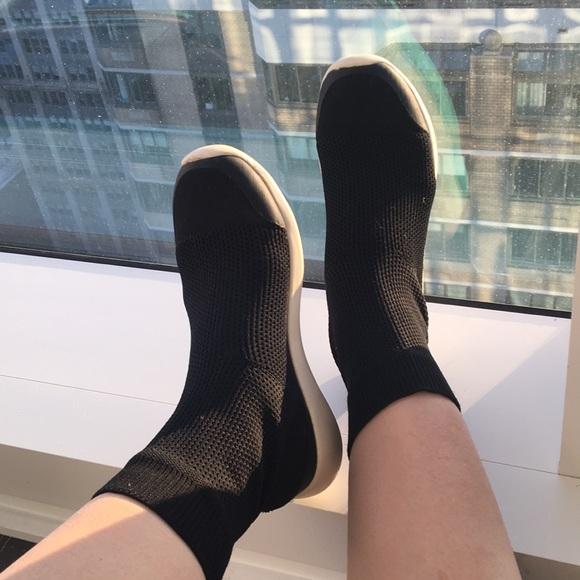 Zara Shoes | Zara Sock Sneakers 37