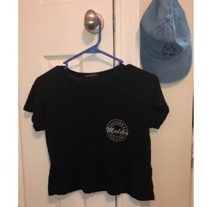 🦋ONE DAY SALE 🦋Brandy Melville Cropped tee