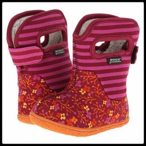 Baby Bogs Winter Snow Boots