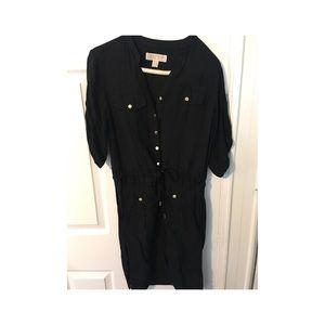 XS Michael Kors shirt dress