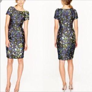 JCrew floral print dresses EUC size 0