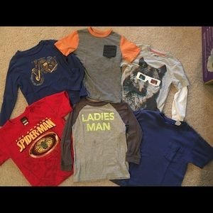 Other - Boys size 5 shirts