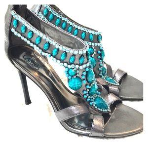 Carlos by Carlos Santana Tango Beaded heels