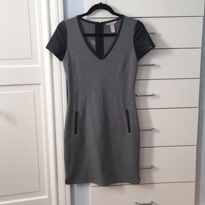 Banana Republic fitted dress
