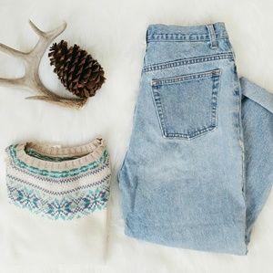 Vintage High Waisted Gap Jeans - Boyfriend Jeans
