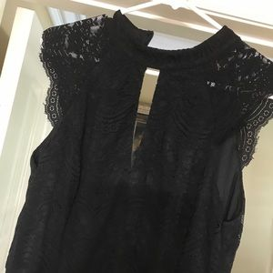 Dresses & Skirts - Long black mermaid dress