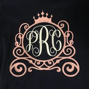 Other - Princess custom tee
