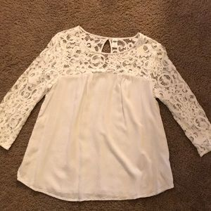 Old navy lace blouse