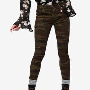super soft camouflage jeans from Delia's