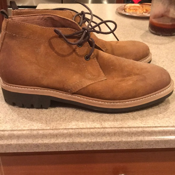 6678a51a434 Men's tan chukkas boots