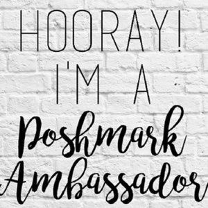 Other - So Excited To Be A PoshMark Ambassador !!!
