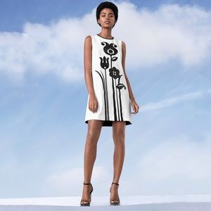 Victoria Beckham For Target Mod Tulip Shift Dress