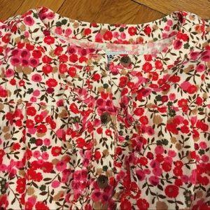 Old Navy Floral Toddler Girls Dress