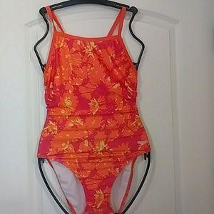 NWT Speedo Bathing Suit Size 14