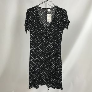 H&M polka dot mini dress