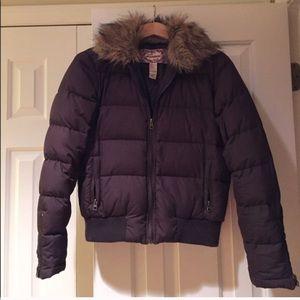 Forever 21 puffer jacket