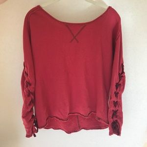 Free people sweater size M