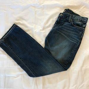 Lucky Brand Straight Leg Jeans Size 14