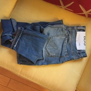 """NWT urban outfitters """"mom high rise"""" jean"""