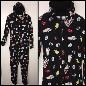 Adult Hooded Onesie