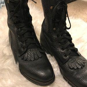 Vintage Justin Roper Boots