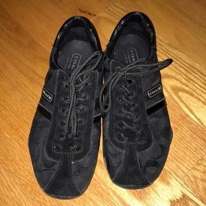 Coach shoes - katelyn