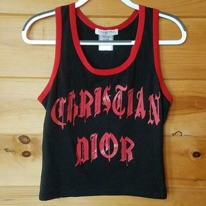 Christian Dior 1947 Tank, Size 12 *RARE*