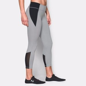 NWT Under Armour Studio Shape Shifter Crop Legging