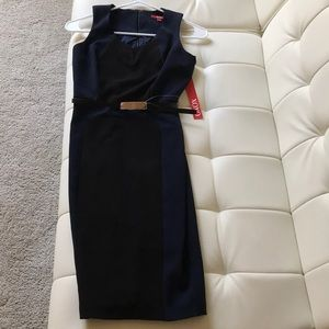 XOXO business casual dress. Size 0. NWT