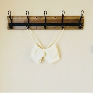 NWOT Free People Intimately Lace Bralette - XS