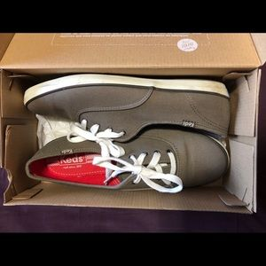 Ked's Champion Oxford Gray sneakers