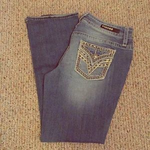 VIGOSS JEANS perfect condition! Very cute!