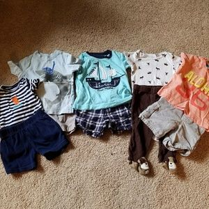 Boys summer outfits