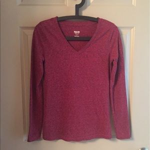 Mossimo long sleeved shirt