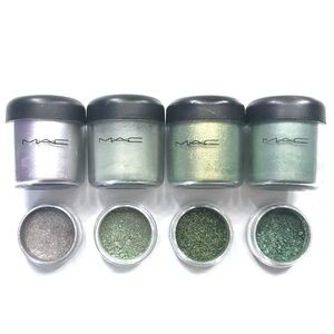 💜Pre Black Friday Sale MAC Pigment Sample Set💜