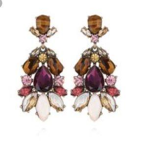 Chloe + isabel Parisian bell NWT NIB earrings gift