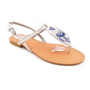 Coach Olga Thong Flat Sandals