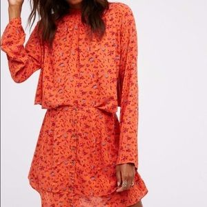 Free People She's a Dime Two Piece Set