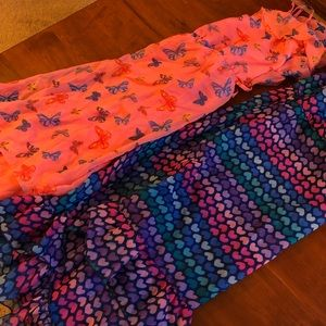 Lot of two dresses size 14/16