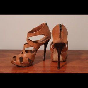 Aldo tan heels