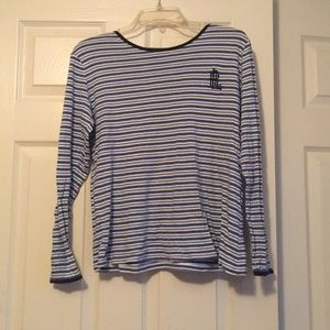 Vintage Ralph Lauren striped top