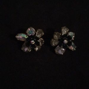 J. Crew Flower Stud Earrings