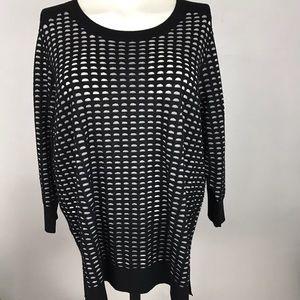 Lane Bryant Textured Sweater