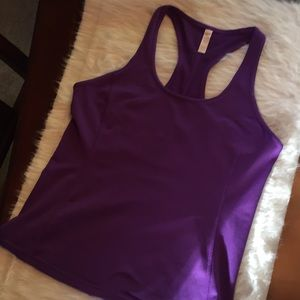 Lucy Athletic Racerback tank top