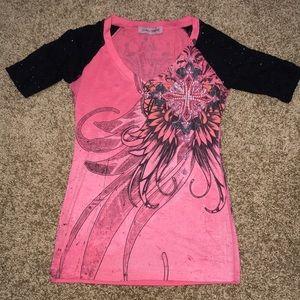 Angels & Diamonds Dress Shirt