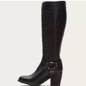 NWOB FRYE Boots Tabitha Tall Black 7.5 $388