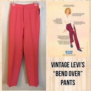 Vintage Levi's High Waist Pants
